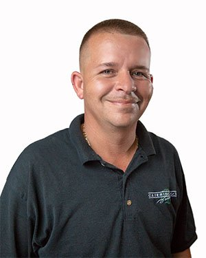Frank Bassham, Warehouse Manager