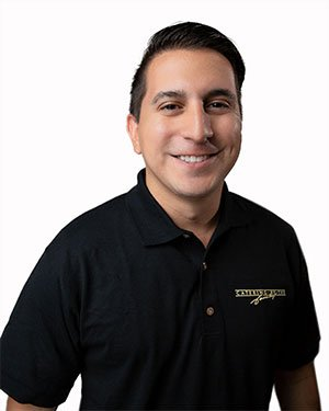 Anthony Montalvo, Staffing Manager