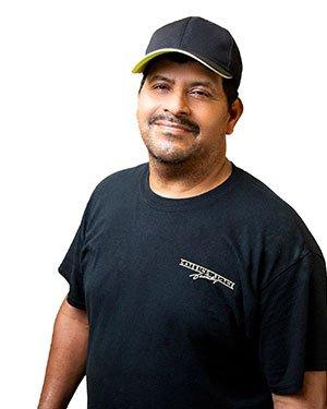 Sahel Jimenez, Steward