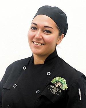 Tabitha McGraw Gardemanger, Chef
