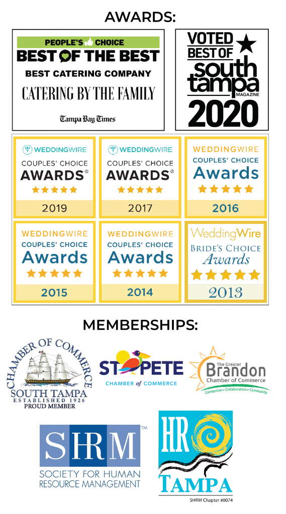 CBTF Awards Memberships