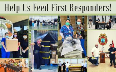 Feeding First Responders